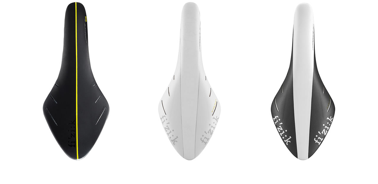 fi'zi:k arione bike seat in different colors
