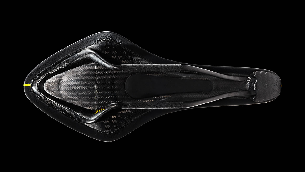 fi'zi:k arione bike seat bottom view