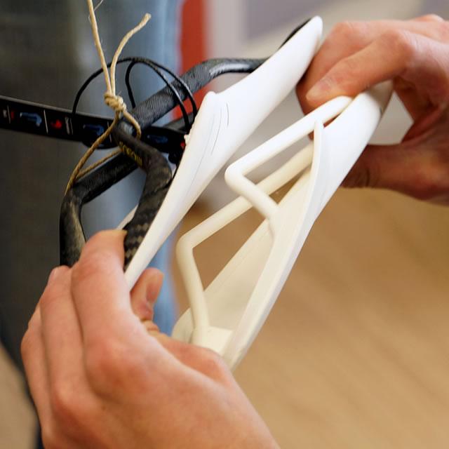 fi'zi:k arione bike seat 3D printed model