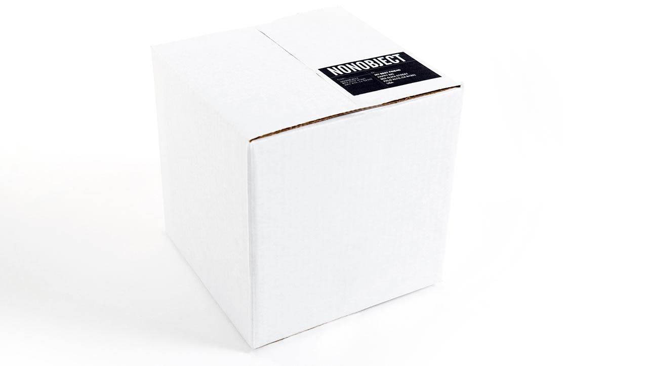 Nonobject's empty box closed
