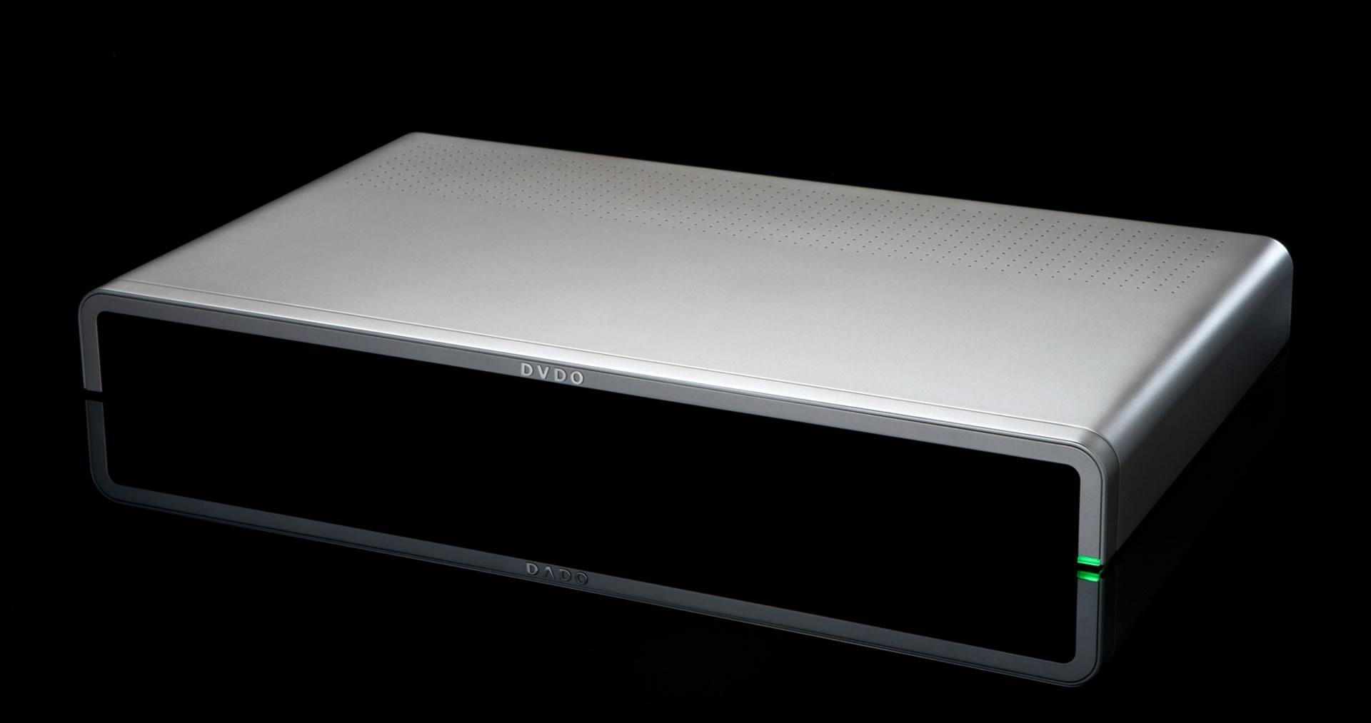 DVDO Edge HD video processor on black background