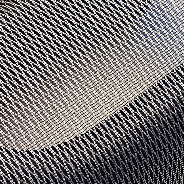 Silver Webble active footrest mash material