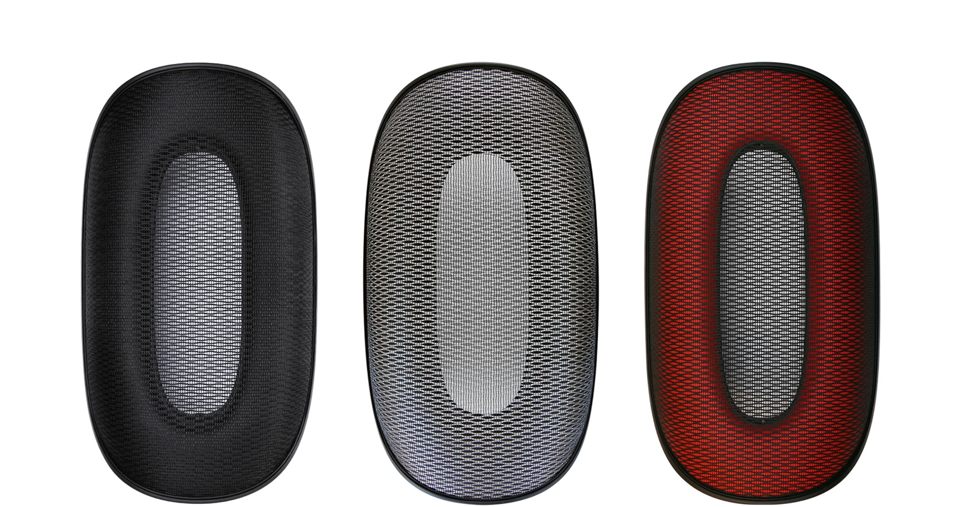 Webble active footrest in different colors
