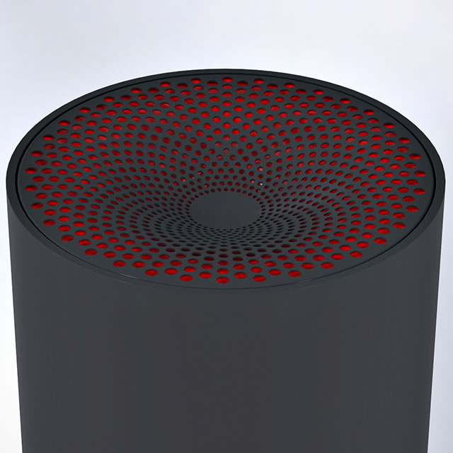 Logitech Z553 gaming speaker mash pattern