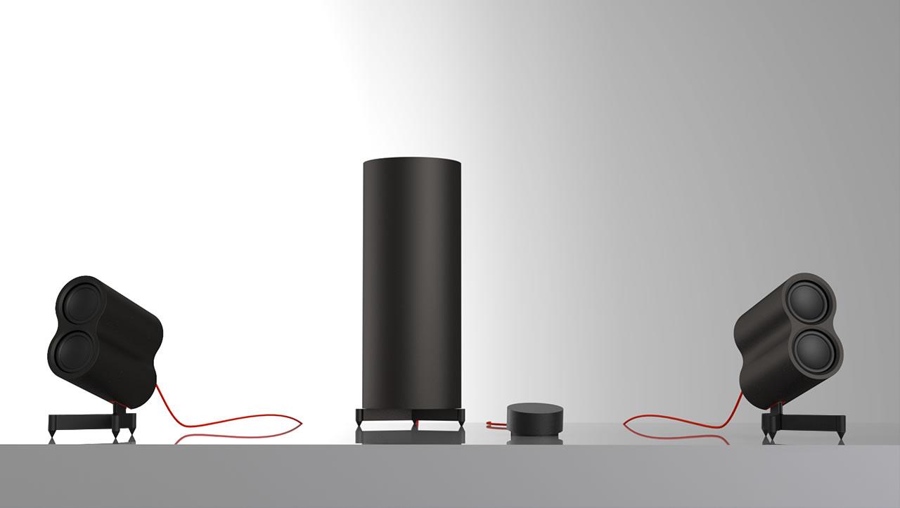 Logitech Z553 gaming speakers