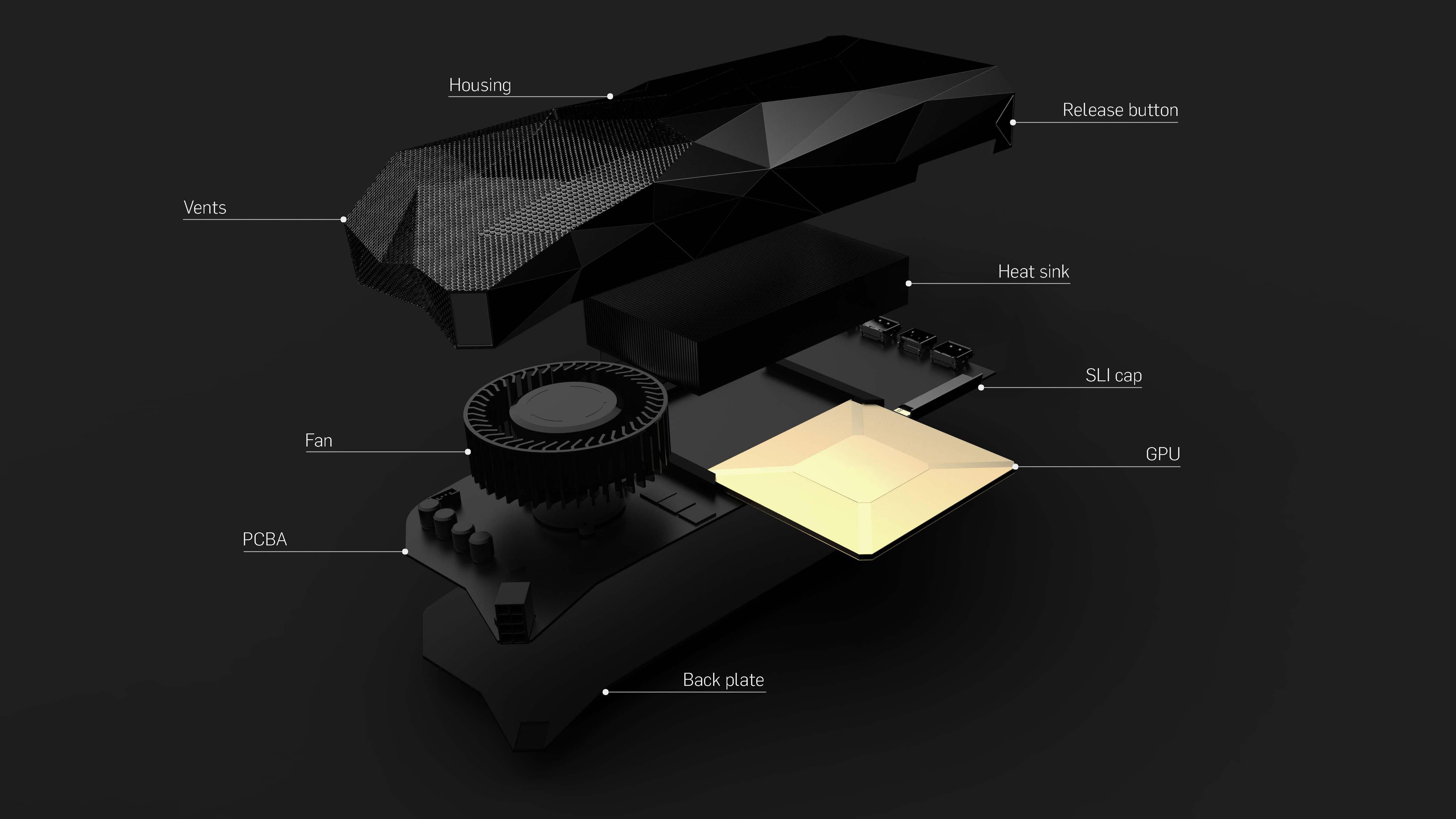 VISION Alpha GPU components