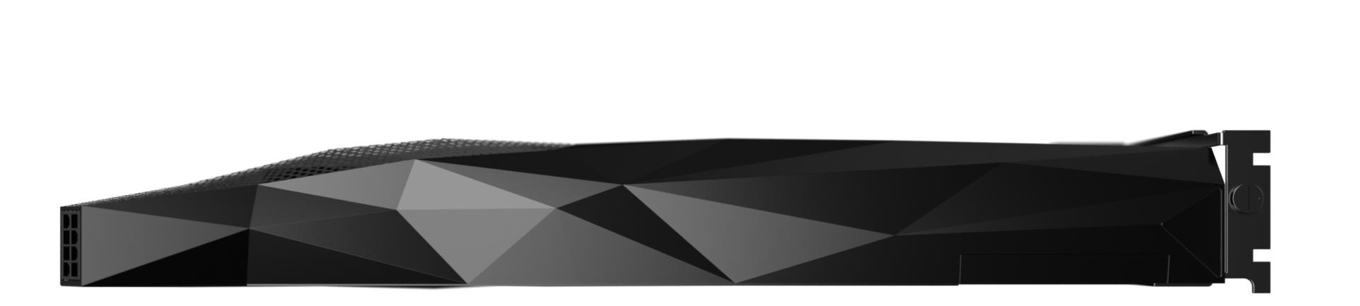 VISION Alpha GPU side view